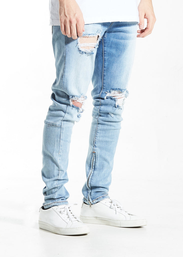 Pacific Denim (Blue Tint)