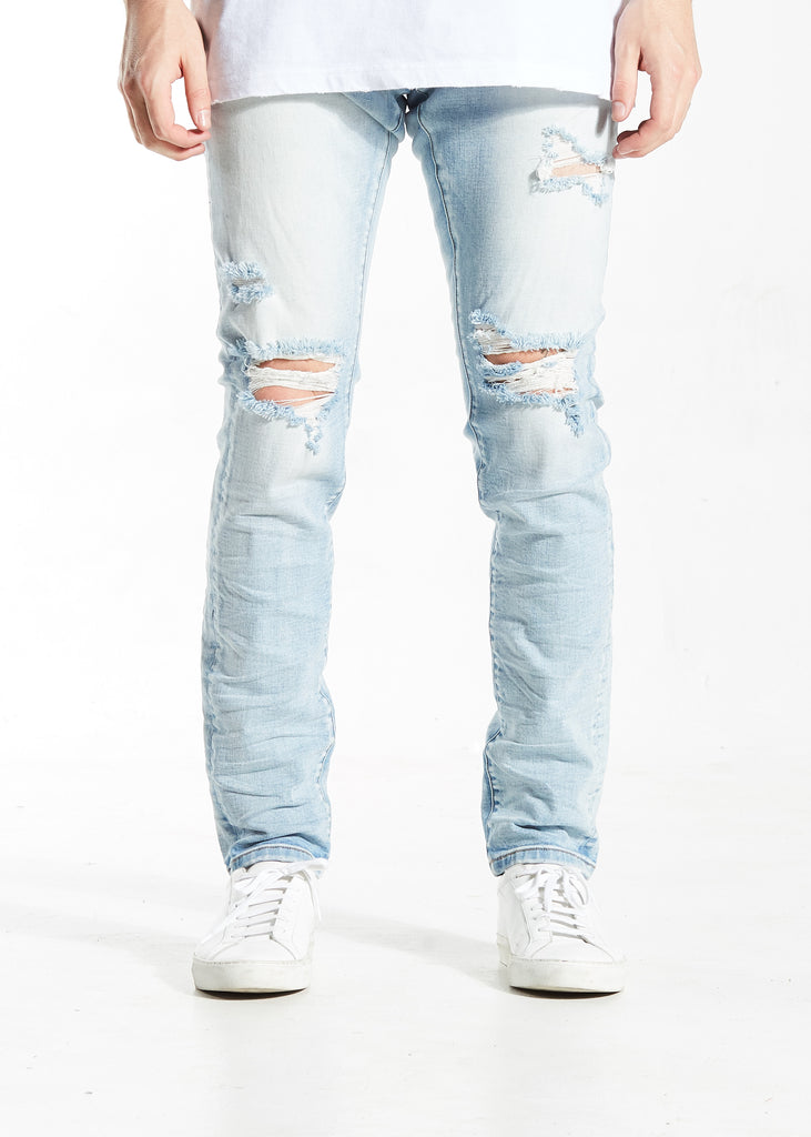 Atlantic Denim (Light Blue Stone)