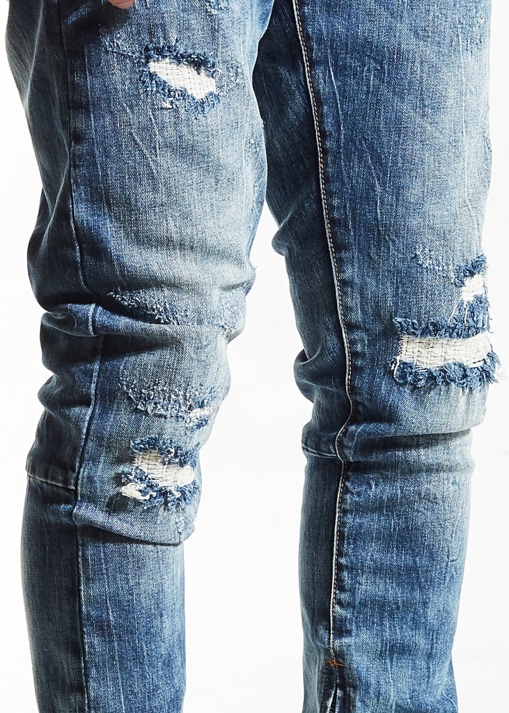 Pacific Denim (Mid Blue)