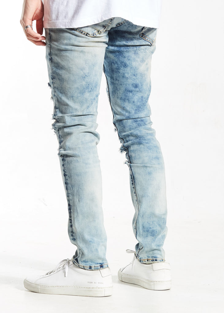 Atlantic Denim (Marble Blue)