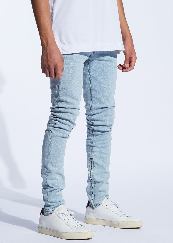 Pacific Denim (Cloud Blue)