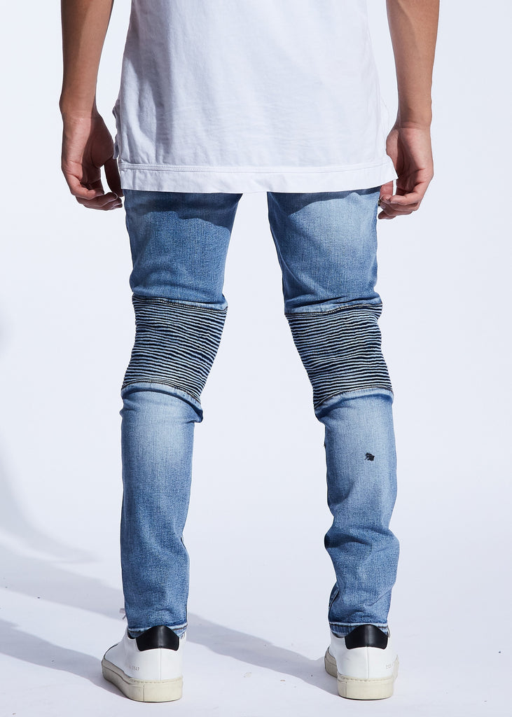 Francisco Denim (Light Blue)