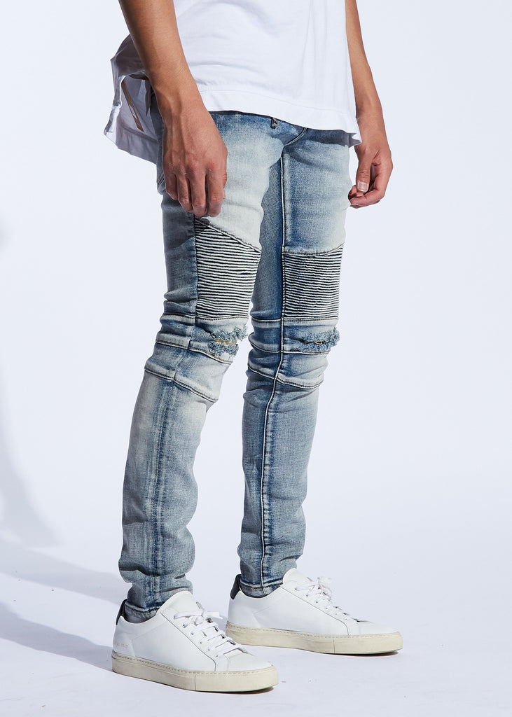 Skywalker Denim (Light Blue Sand)
