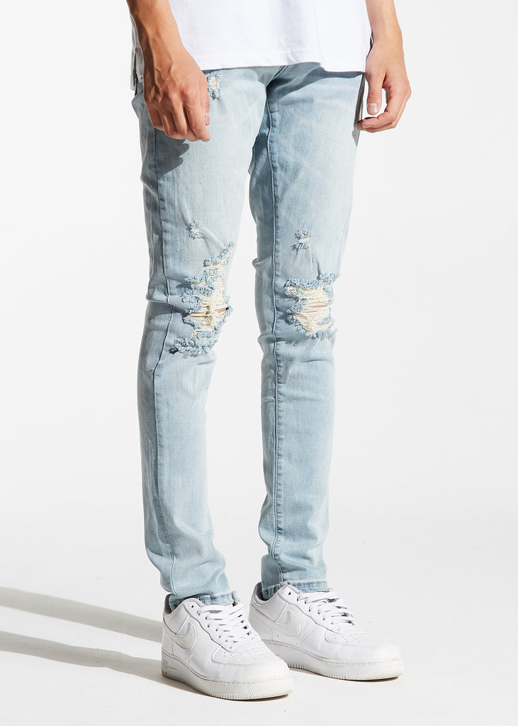 Atlantic Denim (Light Wash)