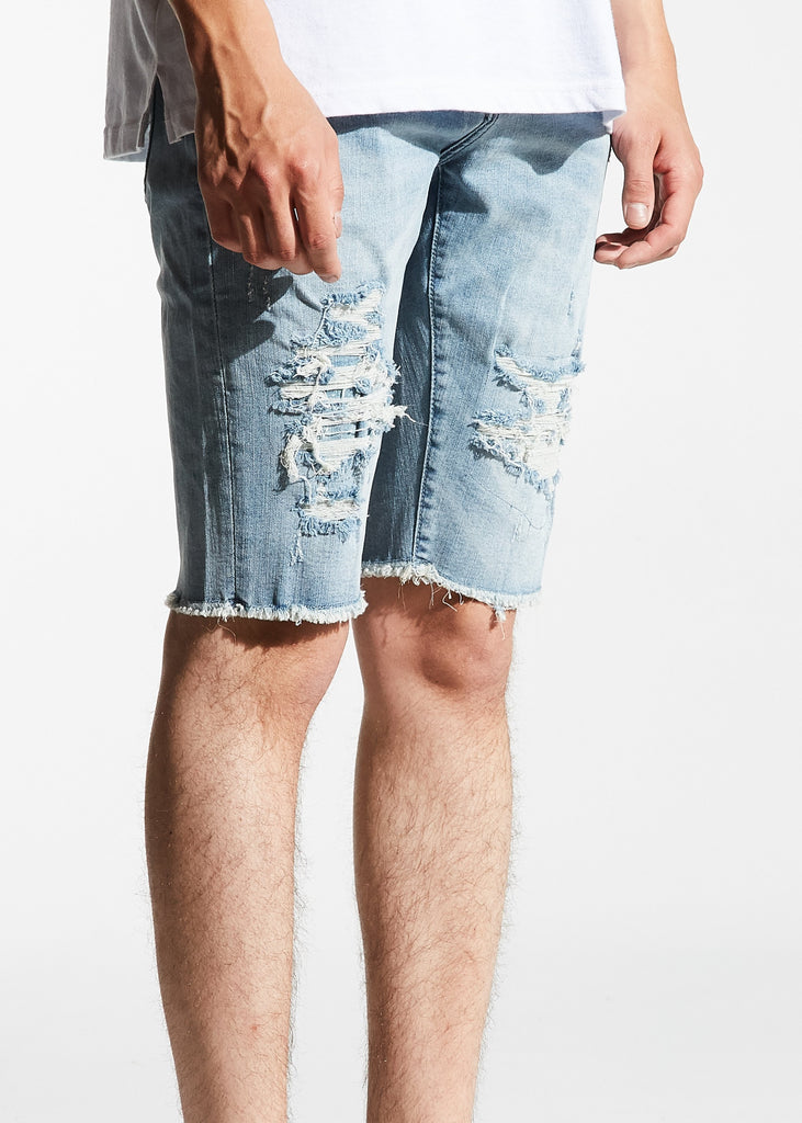 Atlantic Shorts (Light Blue)