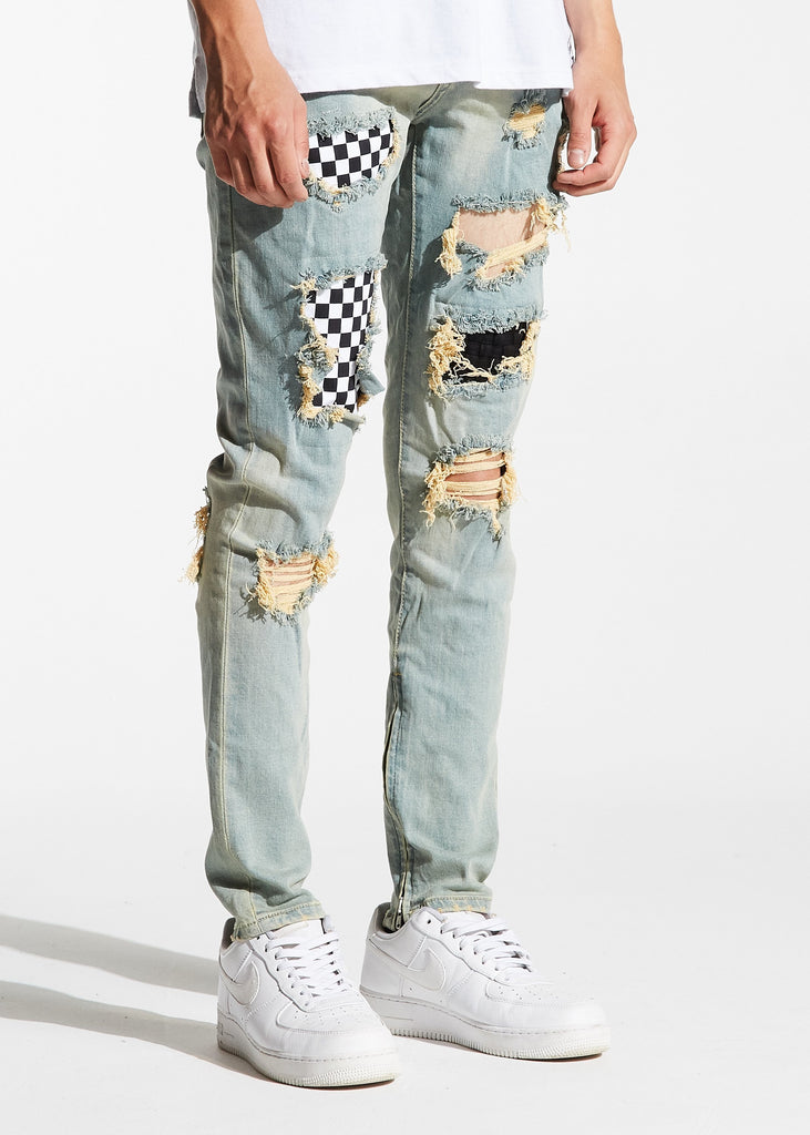 Pacific Denim (Checker)
