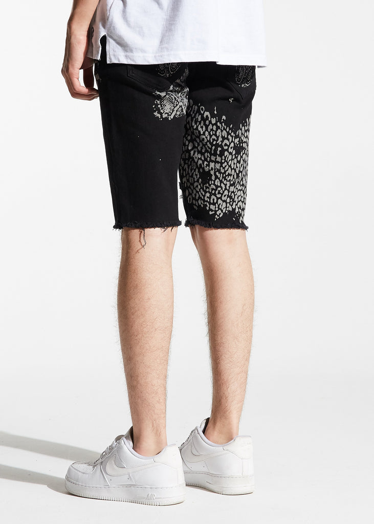 Pacific Shorts (Black/Checker)