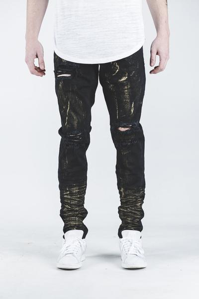 Finn Denim (Black)