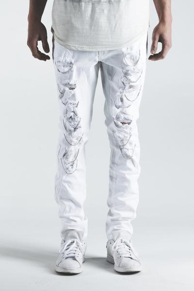 Ghost Denim (White)