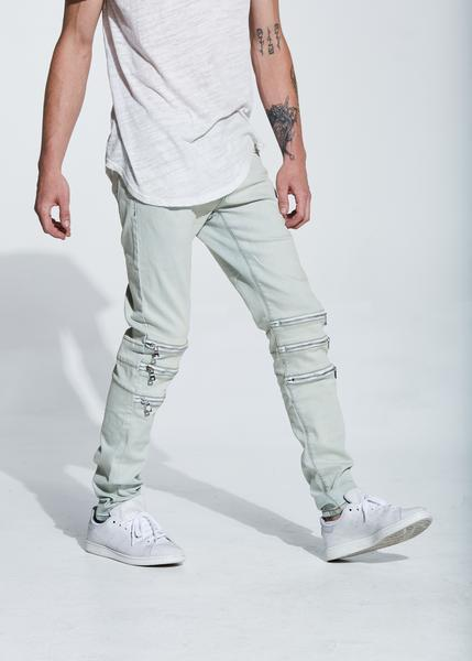 ROSS DENIM (LIGHT BLUE)