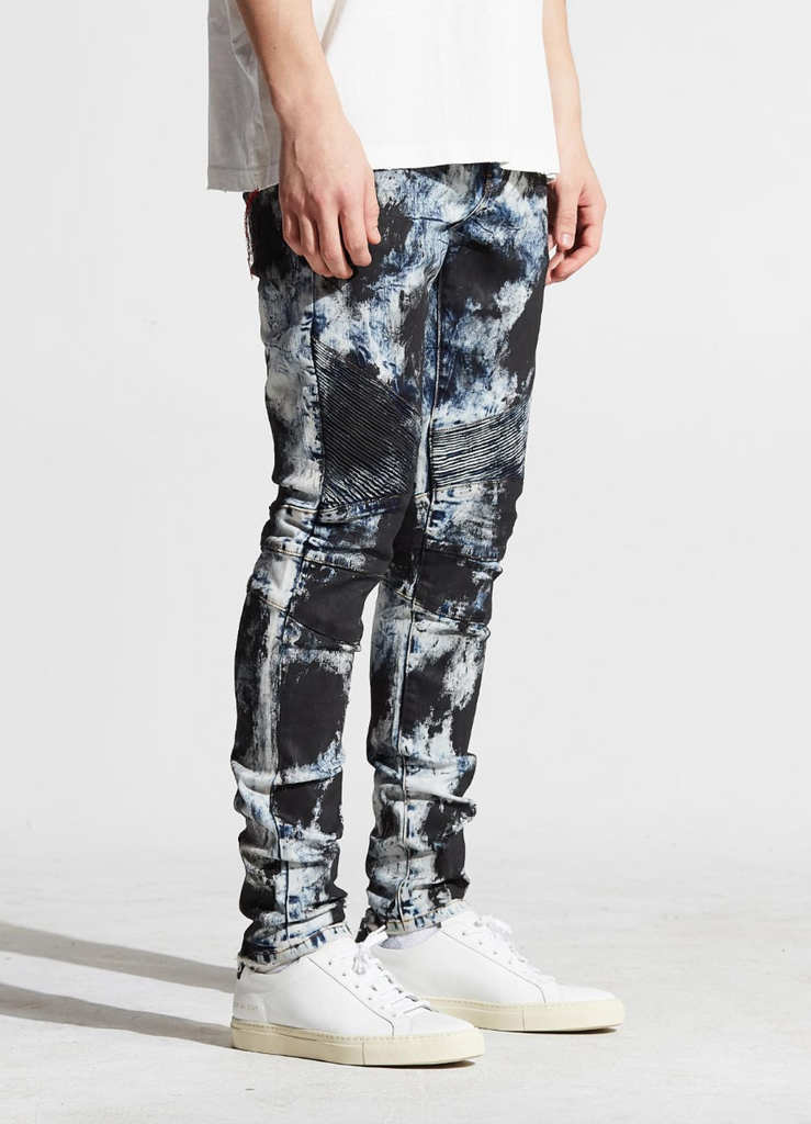 Skywalker Biker Denim (Acid)