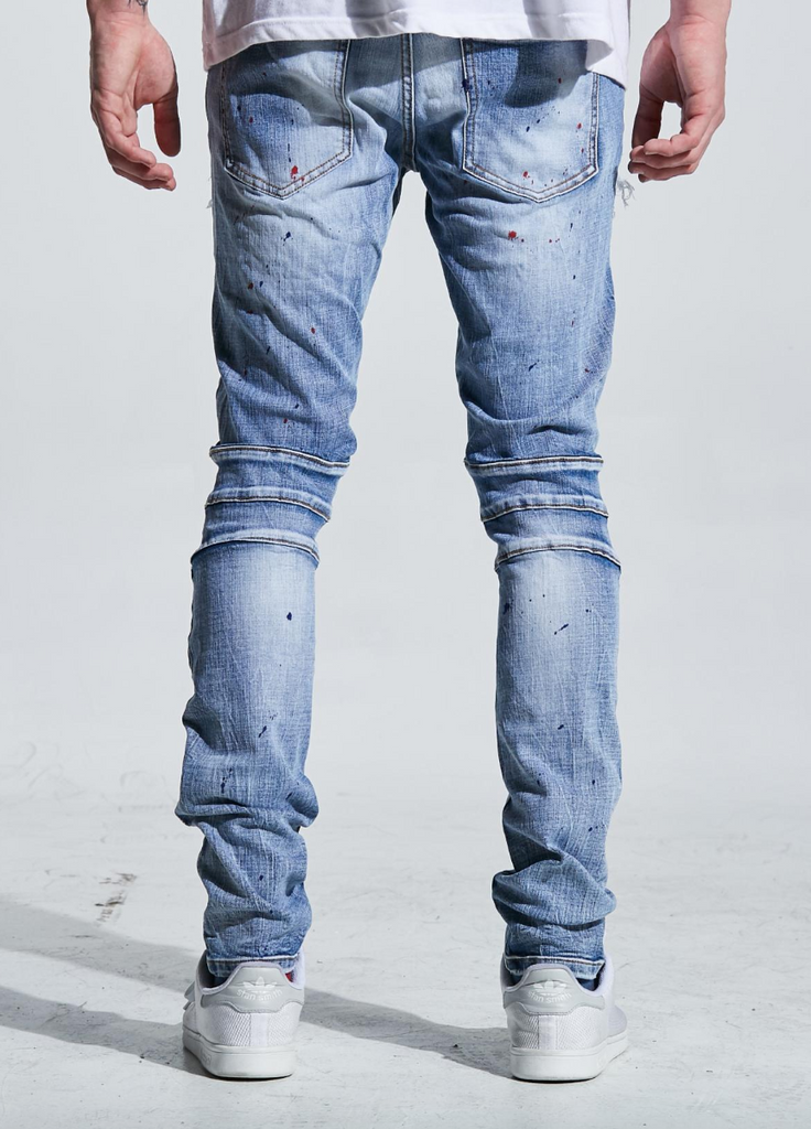 Montana Denim (Mid Wash)