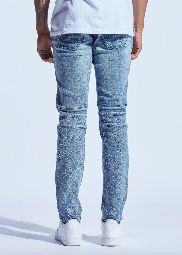 Montana Denim (Light Indigo)