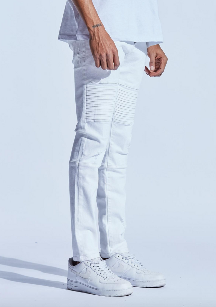 Arctic Denim (White)