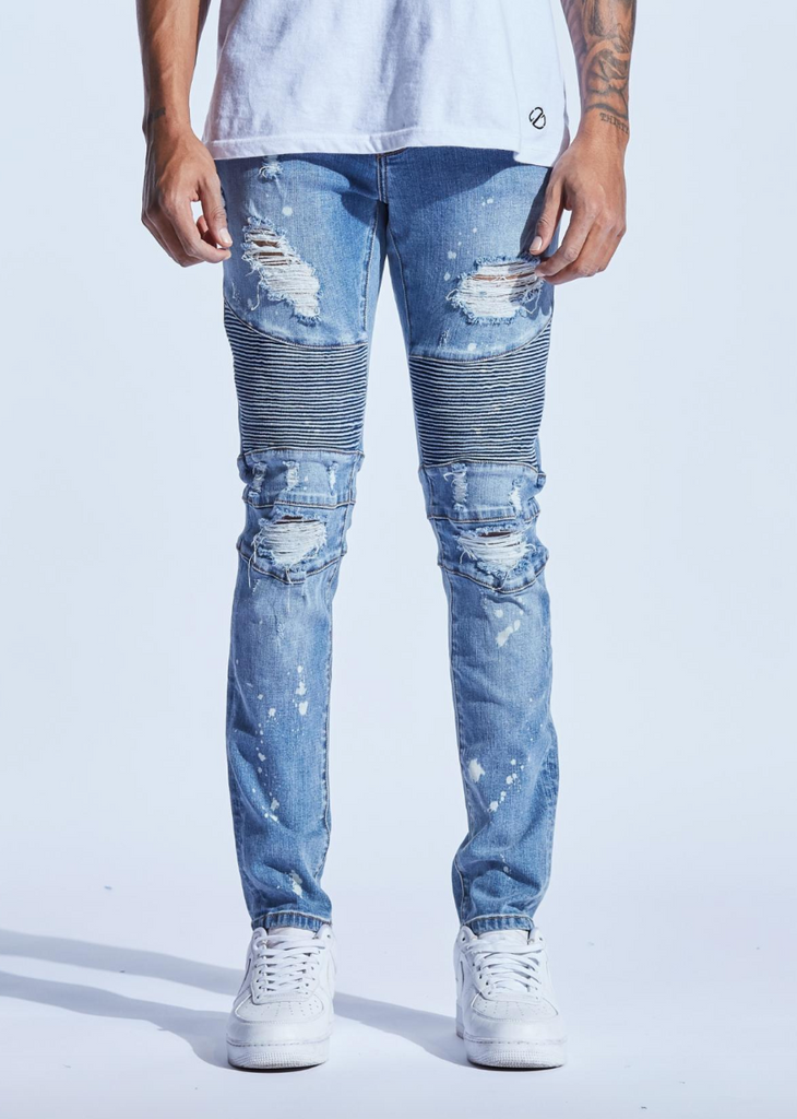 Skywalker Denim (Blue Paint)