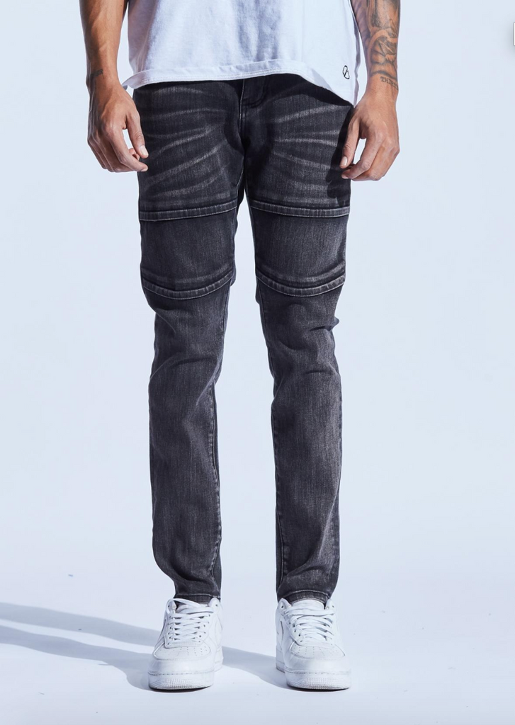 Tasman Denim (Faded Black)