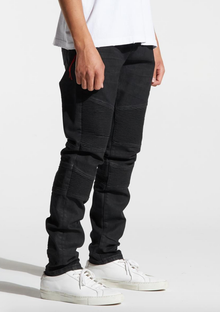 Bron Denim (Jet Black)