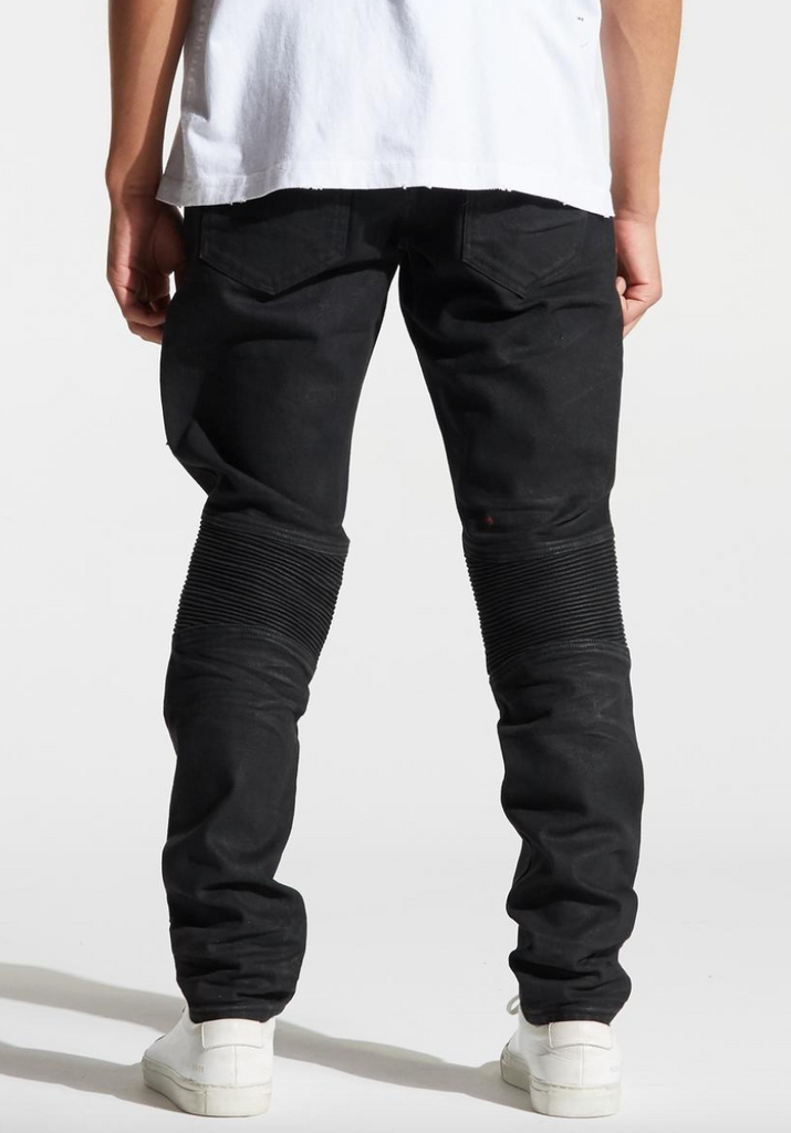 Francesco Denim (Jet Black)