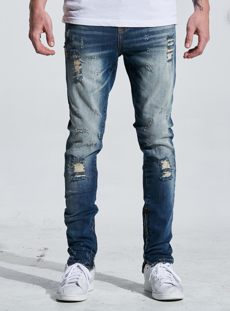 Pacific Denim in Vintage Stone Wash