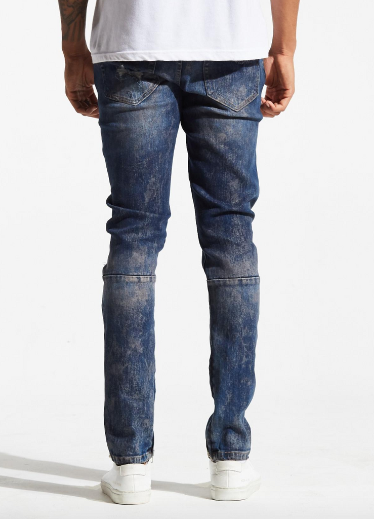 Pacific Denim (Dark Blue Ripped)