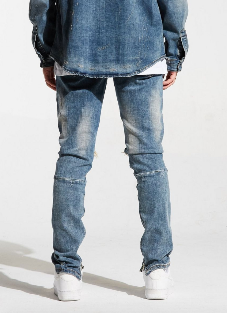 Pacific Denim (Blue Ripped)