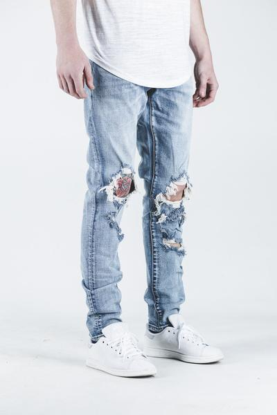 SOLO DENIM (BLUE VINTAGE)