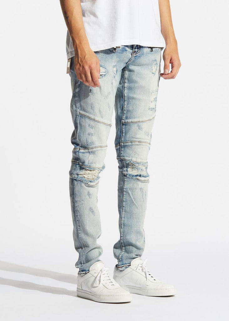 Montana Denim (Light Blue Stone)