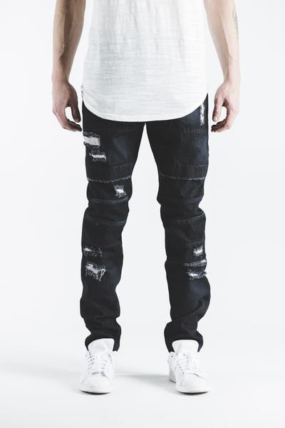 STARK DENIM (BLACK)