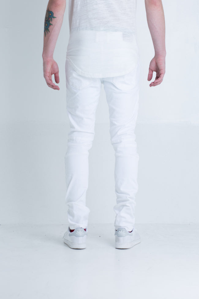 MONTANA RIPPED DENIM (WHITE)