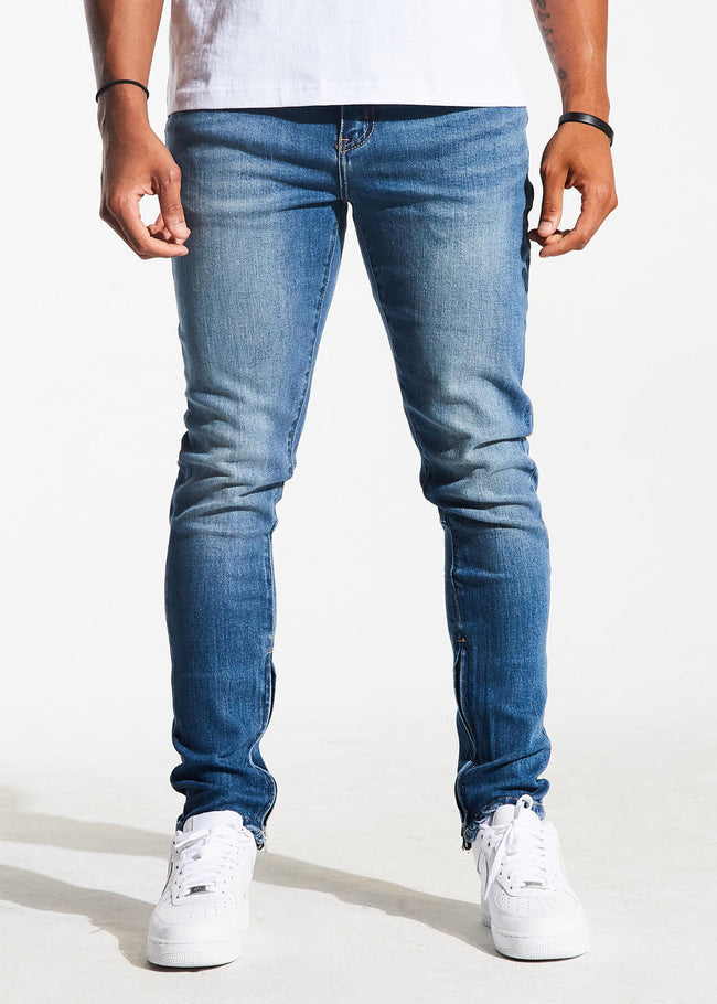 Pacific Denim (Medium Blue)