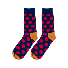 Funky Dots Socks - C&C Socks - Cool & Crazy Socks