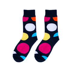 Polka Dot Socks - C&C Socks - Cool & Crazy Socks