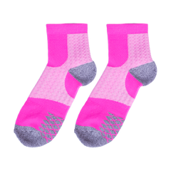 Splash of Pink Socks - C&C Socks - Cool & Crazy Socks