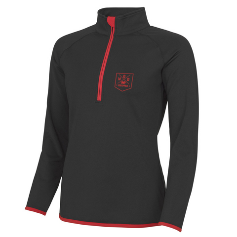3423afce69 Classic 1 4 zip performance - Ladies - Clearance