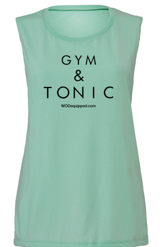 0baf1bb9d2 WOD equipped. £11.00. Gym   Tonic Muscle tank