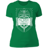 All Magic Comes With a Price - T-Shirt-T-Shirt-CustomCat-Women's T-Shirt-Kelly Green-X-Small