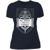 All Magic Comes With a Price - T-Shirt-T-Shirt-CustomCat-Women's T-Shirt-Midnight Navy-X-Small