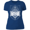All Magic Comes With a Price - T-Shirt-T-Shirt-CustomCat-Women's T-Shirt-Royal Blue-X-Small