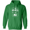 Assbutt Toilet Paper - Hoodie-Hoodie-CustomCat-Irish Green-S-