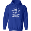 Attached to Fictional Characters - Hoodie-Hoodie-CustomCat-Royal Blue-S-
