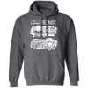 Born Too Early and Too Late - Hoodie-Hoodie-CustomCat-Dark Heather-S-