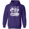 Born Too Early and Too Late - Hoodie-Hoodie-CustomCat-Purple-S-