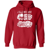 Born Too Early and Too Late - Hoodie-Hoodie-CustomCat-Red-S-