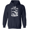 Camp Crystal Lake - Hoodie-Hoodie-CustomCat-Navy-S-