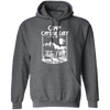 Camp Crystal Lake - Hoodie-Hoodie-CustomCat-Dark Heather-S-