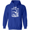 Camp Crystal Lake - Hoodie-Hoodie-CustomCat-Royal Blue-S-