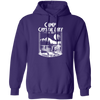 Camp Crystal Lake - Hoodie-Hoodie-CustomCat-Purple-S-
