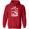 Camp Crystal Lake - Hoodie-Hoodie-CustomCat-Red-S-