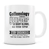 Coffeeology - 11oz/15oz White Mug-Coffee Mug-CustomCat-11oz Mug-White-