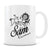 Dean Girl - 11oz/15oz White Mug-Coffee Mug-CustomCat-11oz Mug-White-